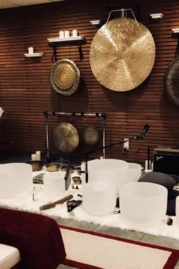 Sound Bath Experience