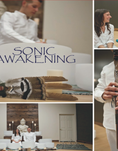 Sonic Awakening - Sound Therapy CD