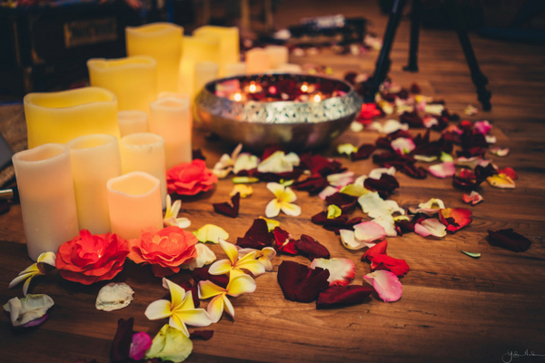 Candlelight Yoga Sound Bath Fusion