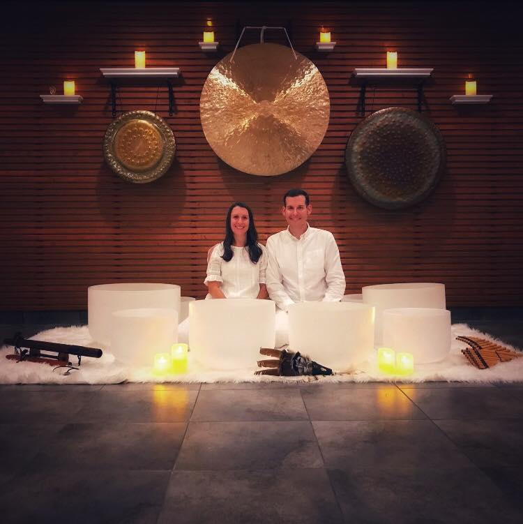 Maria & Calvin Wagner ~ Center for Sound Therapy