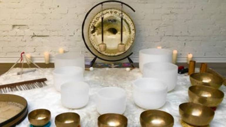 Vibrations of Peace – Sound Immersion