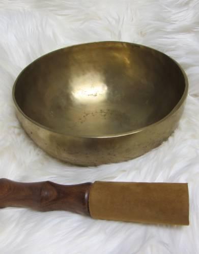 """8"""" Tibetan Singing Bowl"""