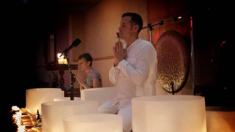 Canceled due to weather – Healing with Crystal Sound Frequency