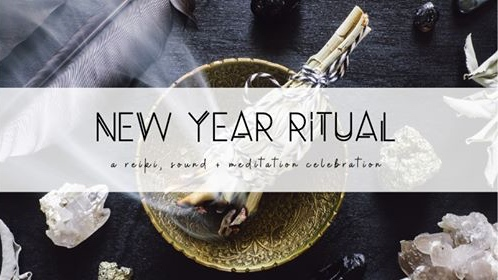 New Year's Eve Sacred Sound Healing Ceremony