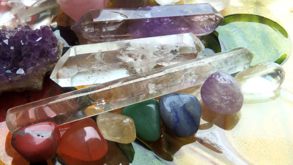 Crystal Healing - Private Session