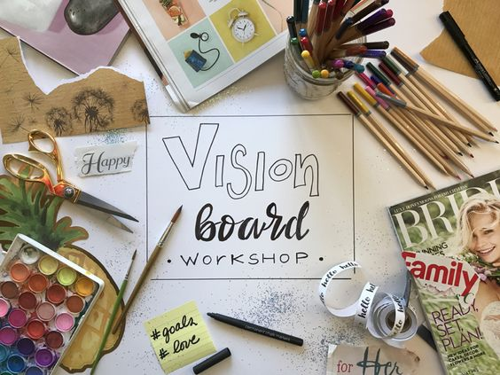 Vision Board and Sound Healing Workshop