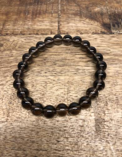 Smokey Quartz Gem Bracelet