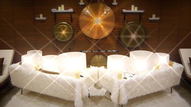 Healing with Crystal Sound