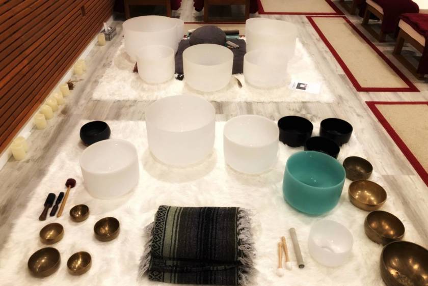 Crystal Singing Bowl Bowlology Course