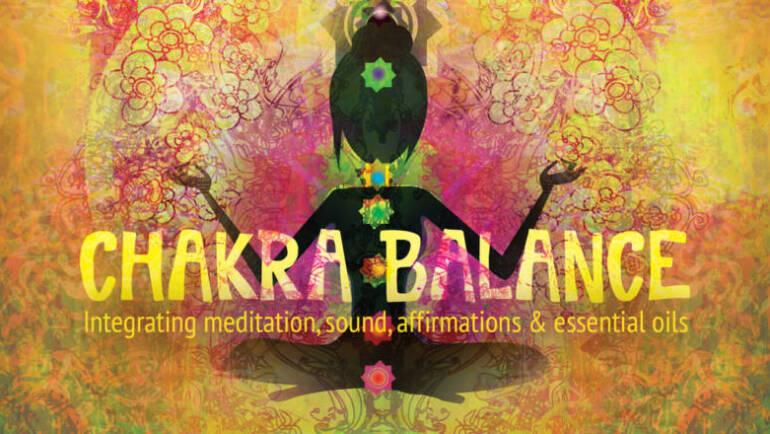 Sound Healing, Chakras & Essential Oils