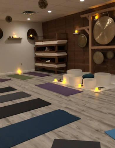 Sound Bath Yoga Fusion