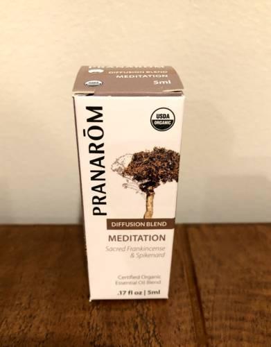 Meditation Diffusion Blend