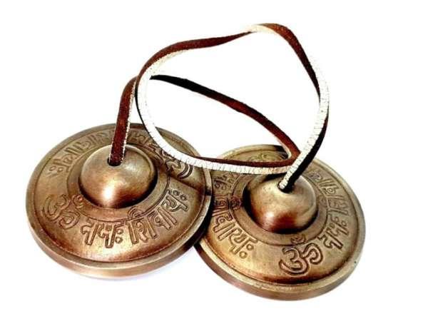 Om Namah Shivaya Tingshas