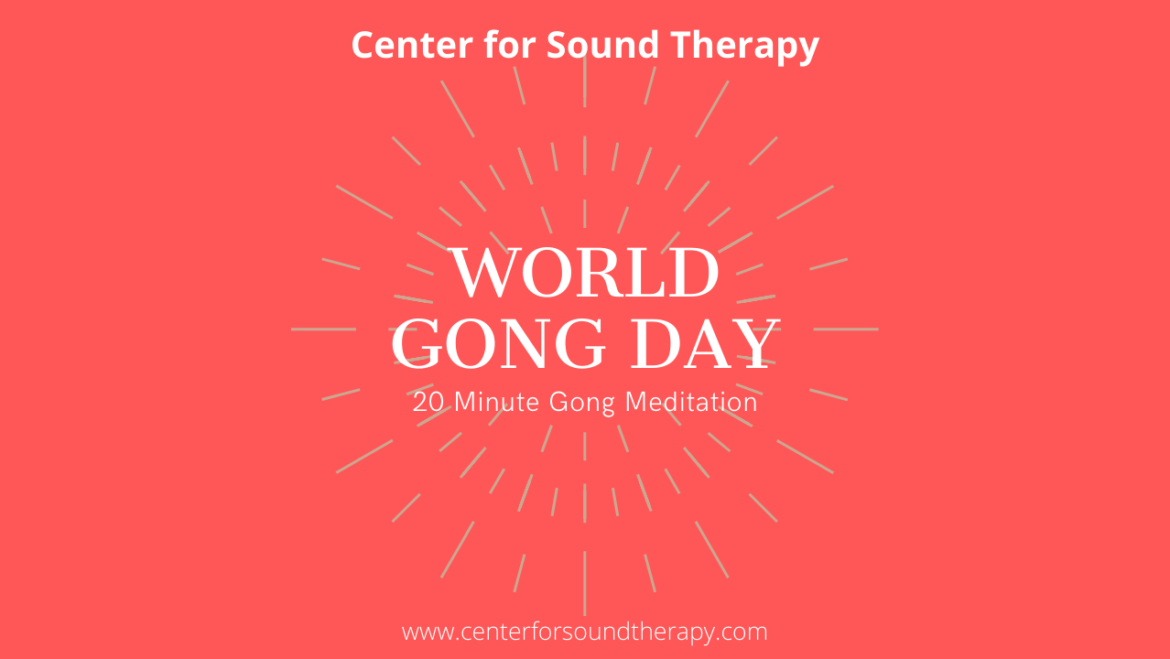 World Gong Day
