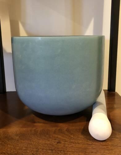 Turquoise Gem Alchemy Crystal Singing Bowl