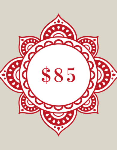 $85 Gift Voucher