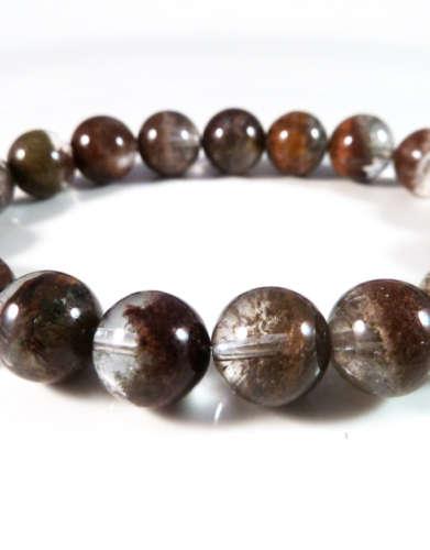 Lodolite Gemstone Bracelet