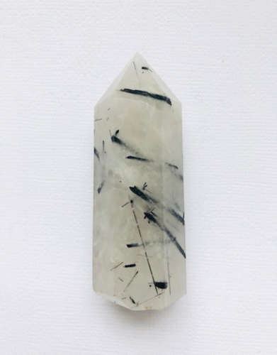 Tourmalated Quartz Point