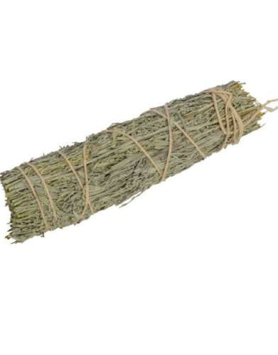 Smudge Stick with Red Mountain Sage, Frankincense, Myrrh and Copal